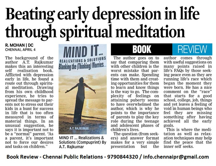 Deccan Chronicle Book Review